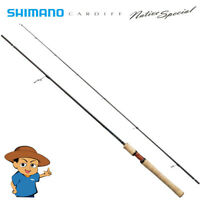 Shimano CARDIFF NATIVE SPECIAL S72L Light trout fishing spinning rod 2020 model