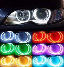 Cotton RGB Halo Rings Angel Eyes For BMW E36 E38 E39 E46 Porjector Demon DRL DIY