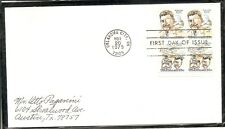 US SC # C96a Wiley Post FDC. No Cachet