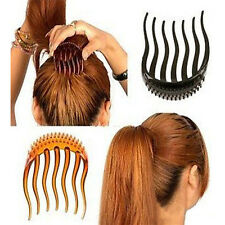 Volume Insert Hair Clip Ponytail Bouffant Style Hair Comb Tool Hair Accessories