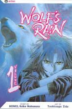 WOLF'S RAIN 1 - BONES, KEIKO NOBUMOTO/ NOBUMOTO, KEIKO/ IIDA, TOSHITSUGU (ART) -