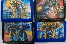 Transformers Wallet Boys Children Kids Cartoon Character Wallet Coin Purse