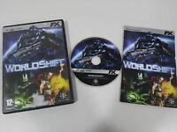 WORLDSHIFT - JUEGO PARA PC DVD-ROM ESPAÑOL FX INTERACTIVE