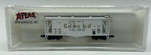 1993 Vintage Atlas  3863 GATX Airslide Golden Loaf  New in Box *Read Description