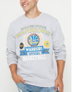 NWT - Golden State Warriors Mixed Logo Sweatshirt Mens Size XXL