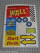 Autocollant LEGO SpongeBob bob stickers for set 4982 Mrs. Puff's Boating School