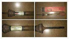 Antique Vintage Allstate Crude Oil Temperature Correcting Hydrometer