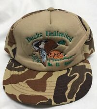 919f3bb5a Snapback Camouflage Ducks Unlimited Hats for Men for sale | eBay