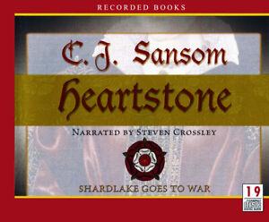 Heartstone: C.J. Sansom - Unabridged Audio Book 19CDs