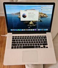 """Macbook Pro 15"""" mid 2014 i7 2.5GHz -16GB RAM -500GB SSD -NVidia GeForce GT 750M"""