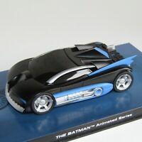 Eaglemoss BATMAN Automobilia Detective Comics Batmobile The Animated Series