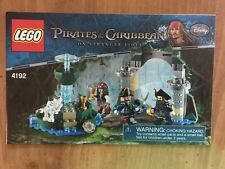 """Lego - 4192 """"Fountain of Youth"""" From Pirates Of the Caribbean, 100% Complete"""