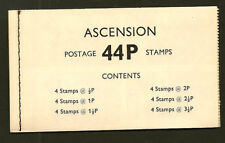 Space Single Ascension Island Stamps