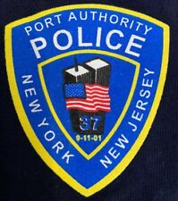 PAPD Port Authority Police Massapequa Fire Department T-Shirt XL NYPD FDNY