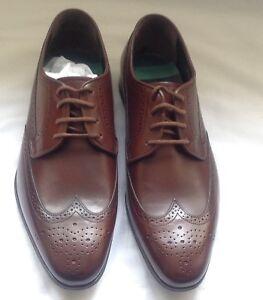 Paul Smith Mens Shoes Watson Dark Tan.