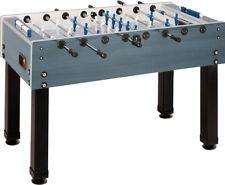 GARLANDO G-500 / G500 WEATHERPROOF INDOOR / OUTDOOR FOOSBALL TABLE in BLUE ~ NEW
