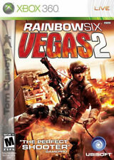 Rainbow Six Vegas 2 Xbox 360 New Xbox 360