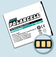 PolarCell Batería para Samsung Galaxy Xcover 2 gt-s7710 EB485159LU EB485159LA