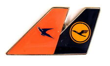 AIRLINE Pin / Pins - LUFTHANSA DOPPELLOGO / SOUTH AFRICA , alte Version [1115]