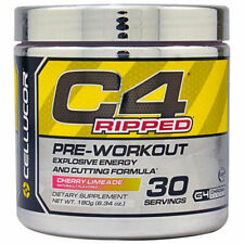 Cellucor C4 Ripped 30 Servings Cherry Limeade