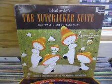Walt Disney FANTASIA TCHAIKOVSKY The Nutcracker Suite LP 1969 Disneyland