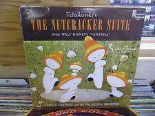 Disney's FANTASIA TCHAIKOVSKY The Nutcracker Suite LP 1969 Disneyland Stokowski