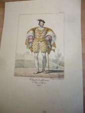 CLAUDE DE LORRAINE 1ER  DUC DE GUISE   1530