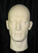 GREGORY PECK Latex Head from MOVIELAND WAX MUSEUM MOLD! Sculpted by Pat Newman!