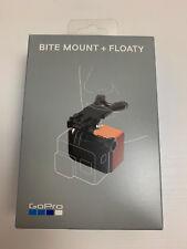 Genuine GoPro Bite Mount + Floaty IN BOX