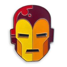 Ironman Marvel Mondo Enamel Collectible Lapel Pin by Tom Whalen