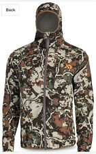 First Lite Corrugate Guide Jacket MENs Medium Fusion Camouflage Hunting