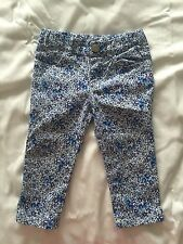 Zara Floral Trousers & Shorts (0-24 Months) for Girls