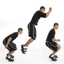 Jumpsoles Basketball Training Shoes Small Kids Football Speed Vertical jumpUSA