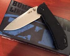 Zero Tolerance knives  ZT 0566 ELMAX G-10 Hinderer Framelock  Knife NEW