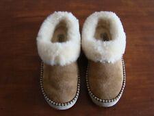 Ugg Wrin Women Shoes 9 M Brown Chestnut Moccasin Slipper