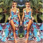 Boho Long Maxi Dresses Women Summer Evening Party Cocktail Dress Beach Sundress