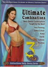 Ultimate Bellydance Combinations Vol 3 - Belly Dance Practice Instructional