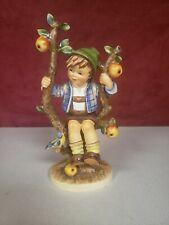 "New ListingVintage Goebel Hummel ""Apple Tree Boy"" #142/V Tmk 5 10.5"""