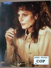LESLEY ANN WARREN LOBBY CARD COP