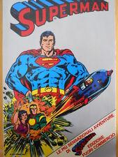 SUPERMAN EDIZIONE FUORI COMMERCIO REALIZZATO PER LE CARAMELLE PERUGINA  [G.69B]