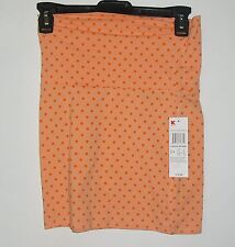 NWT Dream Out Loud by Selena Gomez Short skirt, Size Junior Med, Polka dots