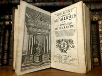 1690 SUPPLEMENT TO THE METALLIC HISTORY OF THE REPUBLIC OF HOLLAND