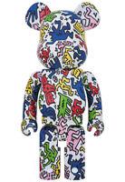 Medicom Be@rbrick 2018 Keith Haring 1000% bearbrick EMS