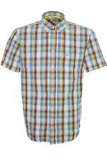 Camel Active Freizeithemd Hemd Shirt Herren Kurzarm Button Down Regular Fit
