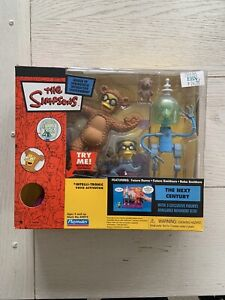 The Simpsons The Next Century Springfield Interactive Environment by Playmates