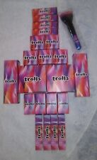 MAC Good Luck Trolls Complete Make Up Set lot of 22 New W/INSURANCE