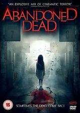ABANDONED DEAD di Mark Curran DVD Horror in Inglese NEW .cp