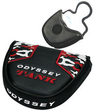 Odyssey Tank Mallet Putter Head Cover - BRAND NEW - 1st Class Post Camo 2 Ball 7