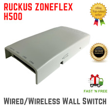 Ruckus H500 Multiservice 802.11ac Dual-Band Wired/Wireless Wall Switch PoE