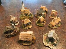 Lilliput Lane Cottages ? 12 pieces - no boxes -